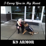 Download this song and the profit goes to K9 Armor