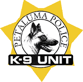 Petaluma PD K9 Unit