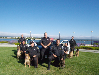 Richmond PD K9 Unit 2010