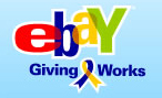Shop - Sell - Donate on eBay for K-9 Armor