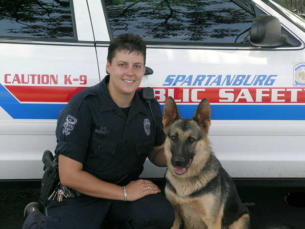 Click Riska and Officer Norkett to read their Bio